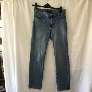 Nydj Women's Wash Straight Leg Jeans Size 10